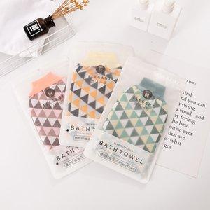 Produkte des Dreiecks Neue High Value Night Market Towel Back Bath Handschuhe
