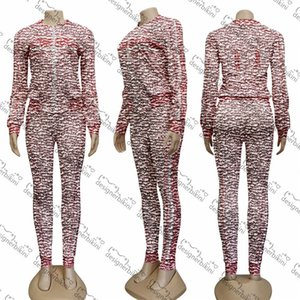 Classic Wild Suits Hipster Top Quality Women's Luxury Tracksuits Outdoor Yoga Running Cycling Swimming Sports Designer Clothes Suits