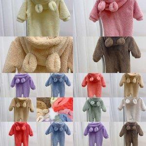 BM Abbigliamento Autunno Carino di alta qualità Baby Boys Boys One-Pie Set Baby Primavera Bambini Bambini Vestiti Stripe Abbigliamento Abbigliamento Camicia Pantaloni 4BH50