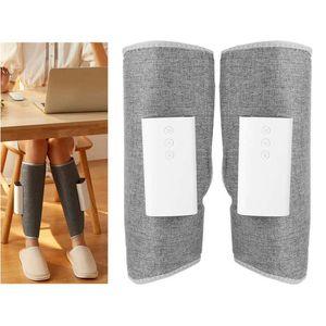 Electric Massagers Compress Leg Massager Pain Relief Air Compression Adjustable Calf Massage Machine Wraps