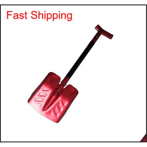 Large Size Outdoor Camping Shovel Survival Shovel Upscale Outdoor Folding Survival Camp Spad qylbKJ dh_seller2010