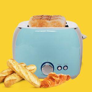 Двухгнот Электрический завтрак Машина многофункциональный сковородой мини-варочный горшок бытовой хлеб сэндвич духовки дегидраторов