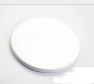 Sublimation Blank Ceramic Coaster High Quality White Ceramic Coasters Heat Transfer Printing Custom Coaster Thermal Coasters