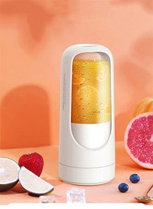 New portable wireless Juicer household fruit Mini multi-function crushed ice juice electric juicing cup(ZDJ36)