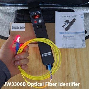 JW3306B Hohe Qualität Ein-Key-Handheld-Glasfaserkennung 250 2mm 3mm 800-1700nm 1310 1550nm 10mw VfL-Richtung-Testor