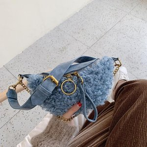 CasualWomen Fashion Crossbody Bags Wide Belt Bag Leather Women Chain Shoulder Bags Chest Bag Chest Packs For Feminina Handbags