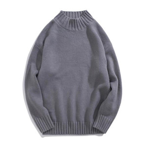 2021fashion high quality brand men's slim knitting needle men Autumn Winter luxury knitted sweaters for designs cardigans