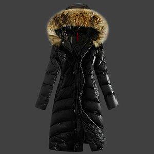 Профессиональная оптовая торговля и розничная высококачественная мода зимние женские кожаные искусственные теплые толстые толстые пальто хлопчатобумажные