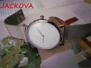 Top Fashion Luxury Man Women 32mm 40mm Watch Nice Designer Acero inoxidable Lady Watch Reloj de cuarzo de alta calidad Reloj de la gota Envío