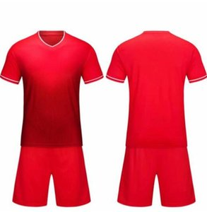2021 New arrive Blank soccer jersey men kit customize Hot Sale Top Quality Quick Drying T-shirt uniforms jersey football shirts 0206
