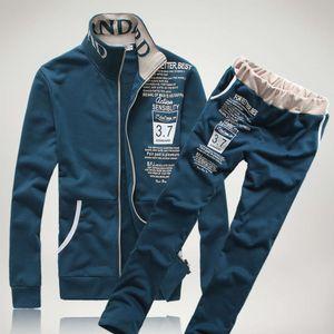 2021 Herrenpullover Anzug Koreanische Mode Marke Sportswear Herren Online-Shop