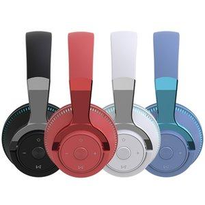 2021 Игра Аксессуары Частная модель H2 Гарнитура Bluetooth Headsets Светодиодные Дыхание Свет Subwoofer Телефон Наушники 4 Цвета