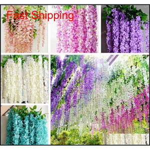 20 Pcs   Bag Mixed Wisteria Flower Seeds Purple Yellow White Pink Wisteria Indoor Ornamental Plants Flow qylBFf homes2011