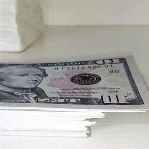 Wholesale Nightclub Billet Fake Movie Prop Money Atmosphere Bar Dollars 10 Banknote Bags-c4 Rcjss
