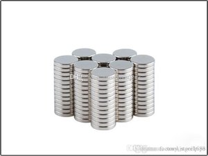 DHL FREE Neodymium Magnet Permanent N35 12mm x 1.5mm NdFeB Super Strong Powerful Magnetic Magnets Small Round Disc