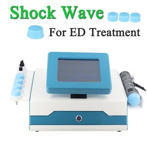 Electric Massagers Wave Therapy Equipment Shockwave Machine 250 MJ For ED Treatment And Waist Or Stern Pain Body Relax Massager 2021