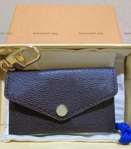 Cadenas de cuero Llavero Encantador billetera Accesorios de moda Amante Regalo Mano hecho a mano Mujeres Bolsa Colgante Libre entrega con caja
