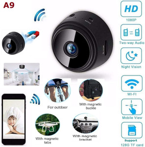 A9 1080P Wifi Mini Ip Camera Outdoor Night Version Micro Camera Camcorder Voice Video Recorder Security Hd Wireless Mini Camcorders
