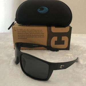 Novo Costa quente Cycling Sports Pesca Cor de Cores Pollarizado Óculos de Sol