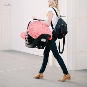 Stroller Parts & Accessories Baby Basket Cover Multi Use Maternity Breastfeeding Nursing Blanket Windproof Sunshade