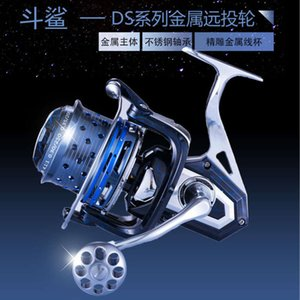 Spinning wheel for metal sea fishing
