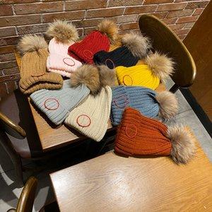 fashion womens designer canadian mens women Knitted woolen hat coose children gilet black gray gose canadiens beanies goose Wool cap