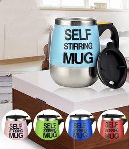 400ml-500ml 8 cor copo de mistura automático auto agitação caneca grande capacidade de café xícara de café cafeteiras ferramentas de cozinha t2i51696
