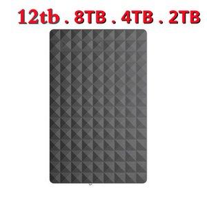 new 8TB 4TB 2TB External SSD 1TB 500GB Mobile Solid State Hard Drive USB 3.1 Typc-C Portable ssd
