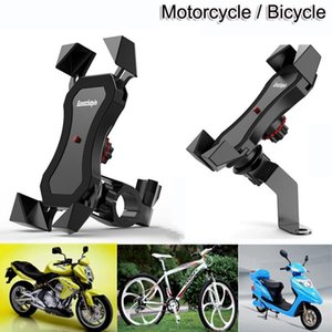 Cell Phone Mounts & Holders Motorcycle Bicycle Moto Bike Navigation Holder Support Handlebar Rearview Mirror Mount Clip Bracket For Mobile C