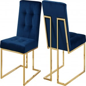 Wholesale Big Backrest Living Room Furniture Metal Lint Colors Practicable Dining Chair for Home or Hotel restaurant