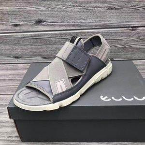 Sandalias de playa de verano Sandalias Lazy Zapatos de moda Soft Soft Zapatillas al aire libre Sneaker Trekking Shadess