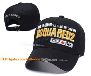 Hot Sale ICON Mens Designer hats Casquette d2 luxury embroidery adjustable Icon hat 2021 new 15 color behind letter cdAC#