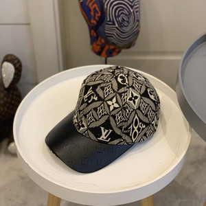 2021 designer baseball cap leather cotton men baseball cap travelling holiday fashion red luxury cappelli firmati