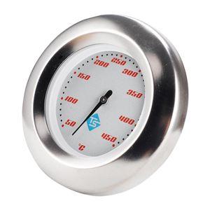 BBQ ميزان الحرارة المقياس، فحم شواء حفرة المدخن درجة الحرارة المقياس، شواء ترمومتر، أداة حديقة في الهواء الطلق