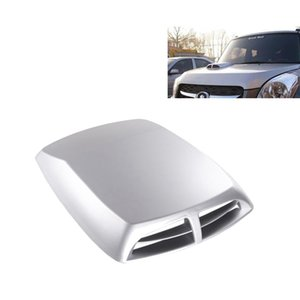 wtyd for stickers Car Turbo Style Air Intake Bonnet Scoop for Car Decoration Random Color Delivery