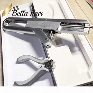 Bella Professional Salon Equipment for Hair Treatments 6D Wig Connection Gun Increase Volume Length with Nano-Link Technolog