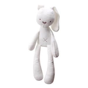 Bunny Peluş Oyuncaklar Paskalya Tavşan Bebekler Sevimli Tavşan Dolması Oyuncak Uzun Kulaklar Bunny Oyuncaklar Yatak Yastık Oyuncak Çocuklar Bebek Doğum Günü Hediyesi Deniz GWC6150