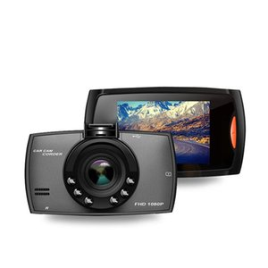 "G30 Driving Recorder Car DVR Dash Camera Full HD 1080P 2.4"" Cycle Recording Night Vision Wide Angle Dashcam Video Registrar"