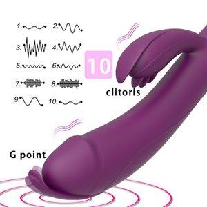 Kadınlar için Yapay Penis Vibratör Vajina Yetişkinler Için Seks Oyuncakları Çift Samimi Mallar 18+ Kadın Masturbator G Spot Stimülatörü