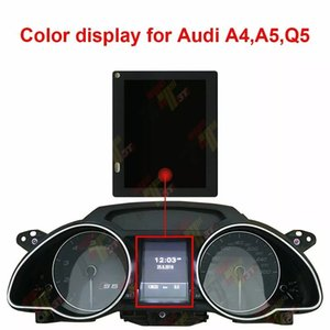 Car Dashboard LCD Color display for Audi A4 A5 S5 Q5 instrument cluster