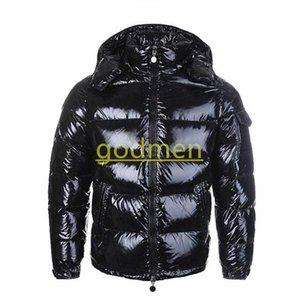 Модные мужские куртки Parka женщины классические повседневные пальто открытый теплый перо зимняя куртка унисекс пальто варенье пар одежды азиатский размер