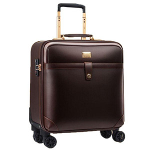 Suitcase Carry on Women Men Spinner Expandable Trolley Fashion LuxuryCarry-Ons Barding Bag Travel Boarding Box Universal Wheel Duffel Bags