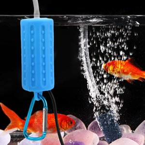 Silent energy saving products mini water glass filter USB aquarium accessories air pump oxygen fish tank