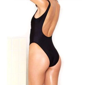 Sexy Women One-Piece Bikini Monokini Swimsuit Beach Backless Swimwear Beachwear Women Sports Clothing Swimming suit for woman