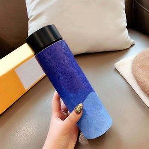 Diseño de lujo Inteligente Acero inoxidable Termos Termos Taza Temperatura Muestra de vacío Vacío Taza de viaje Taza de café Thermos Water B