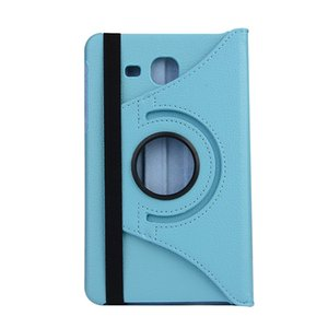 360 Rotating PU leather Cover Case For Samsung Galaxy Tab 3 Lite 4 Pro 7.0 8.0 inch T110 T230 T320 T330 Tablet Case