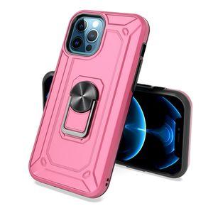Magnetic Suction Shockproof Sheild Case For LG Stylo 7 4G K22 K53 Samsung A12 A20S A32 A52 A72 Oneplus Nord N10 5G N100