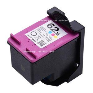 MBrush Tri-Color Ink Cartridge Replacement 1200dpi Compatible with MBrush HandHeld Inkjet Printer 62XL Deskjet