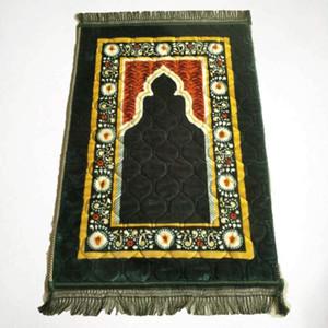 Universally Applicable Islamic Worship Blanket Prayer Mat Praying Mat Rugs for Muslim Followers of