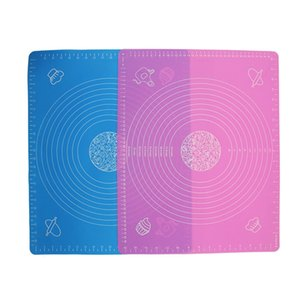 26*29cm Silicone Pastry Mat Non Stick Baking Mat for Rolling Dough with Measurements-Non Slip,Reusable Silicone Baking Mat for Housewife